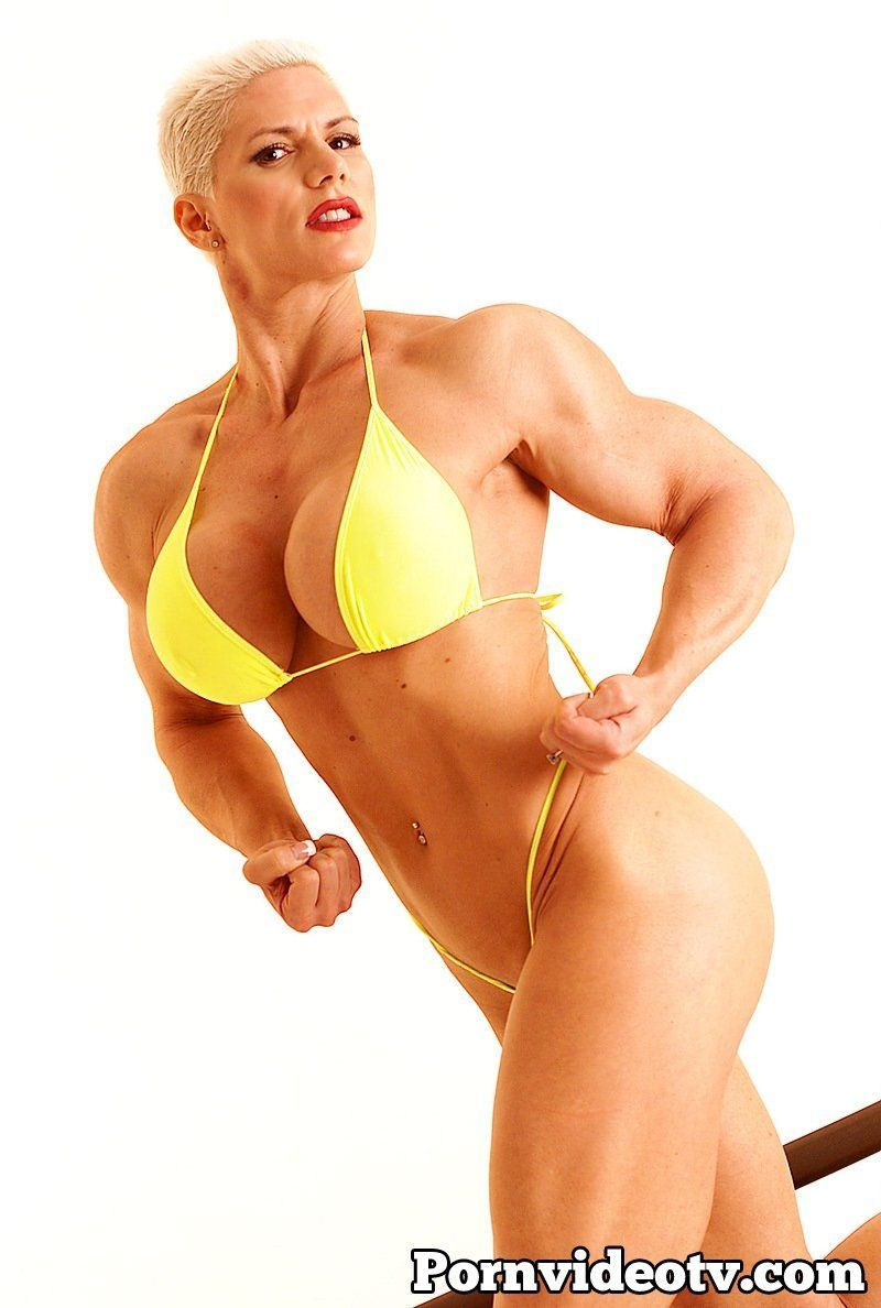 Anibutler Nude sexy muscle women with big tits - top porno free image