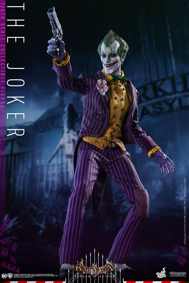 Red T. reccomend Bank robber joker figure