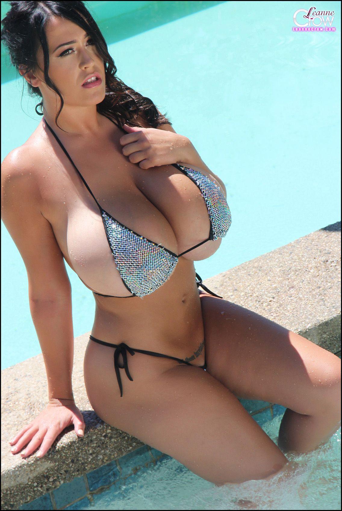 Bikini perfect tits