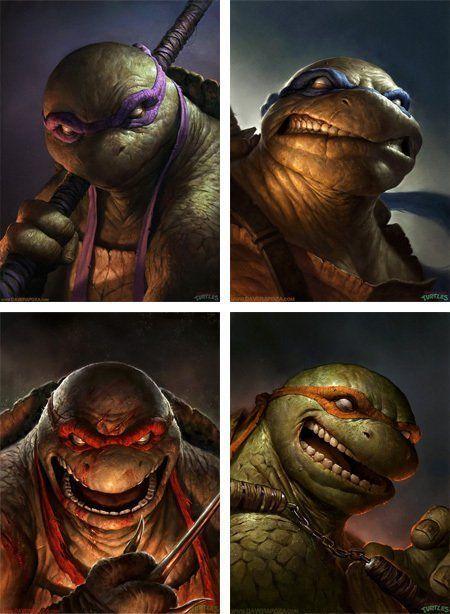 best of Teenage turtles Funny mutant ninja