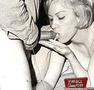 Classic licking and sucking