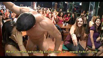 Club labares strip woman
