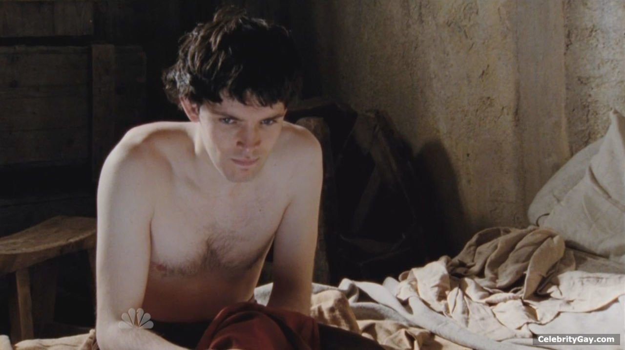 Colin morgan naked porn