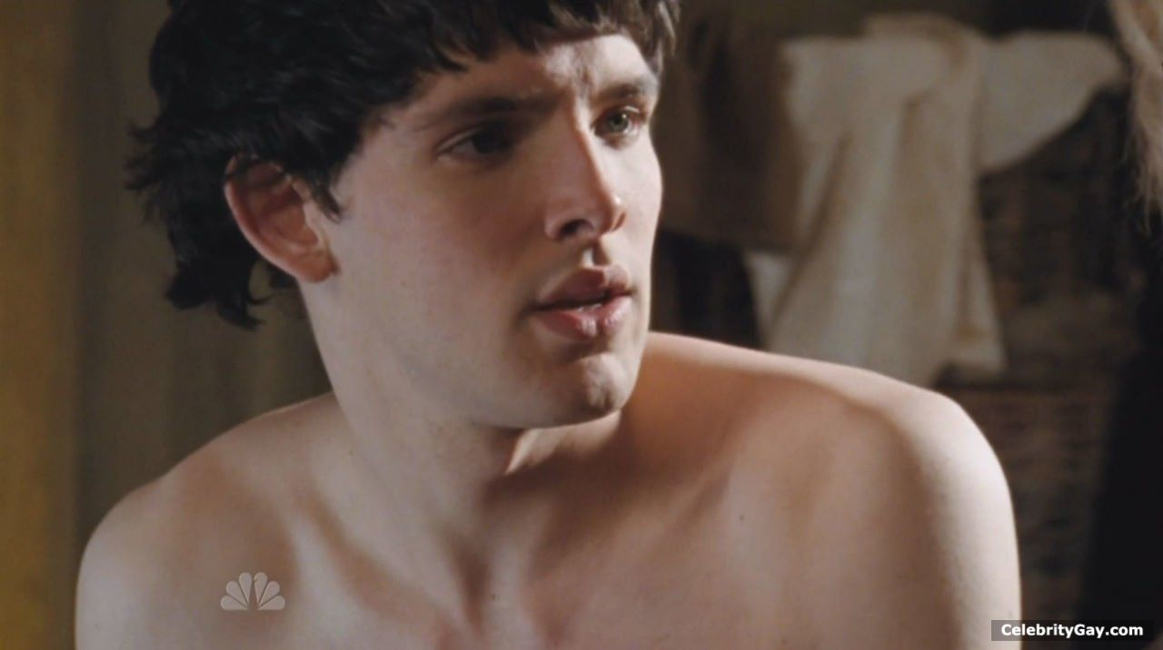 Reed reccomend Colin morgan naked porn