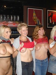 Cougars milf swinger party