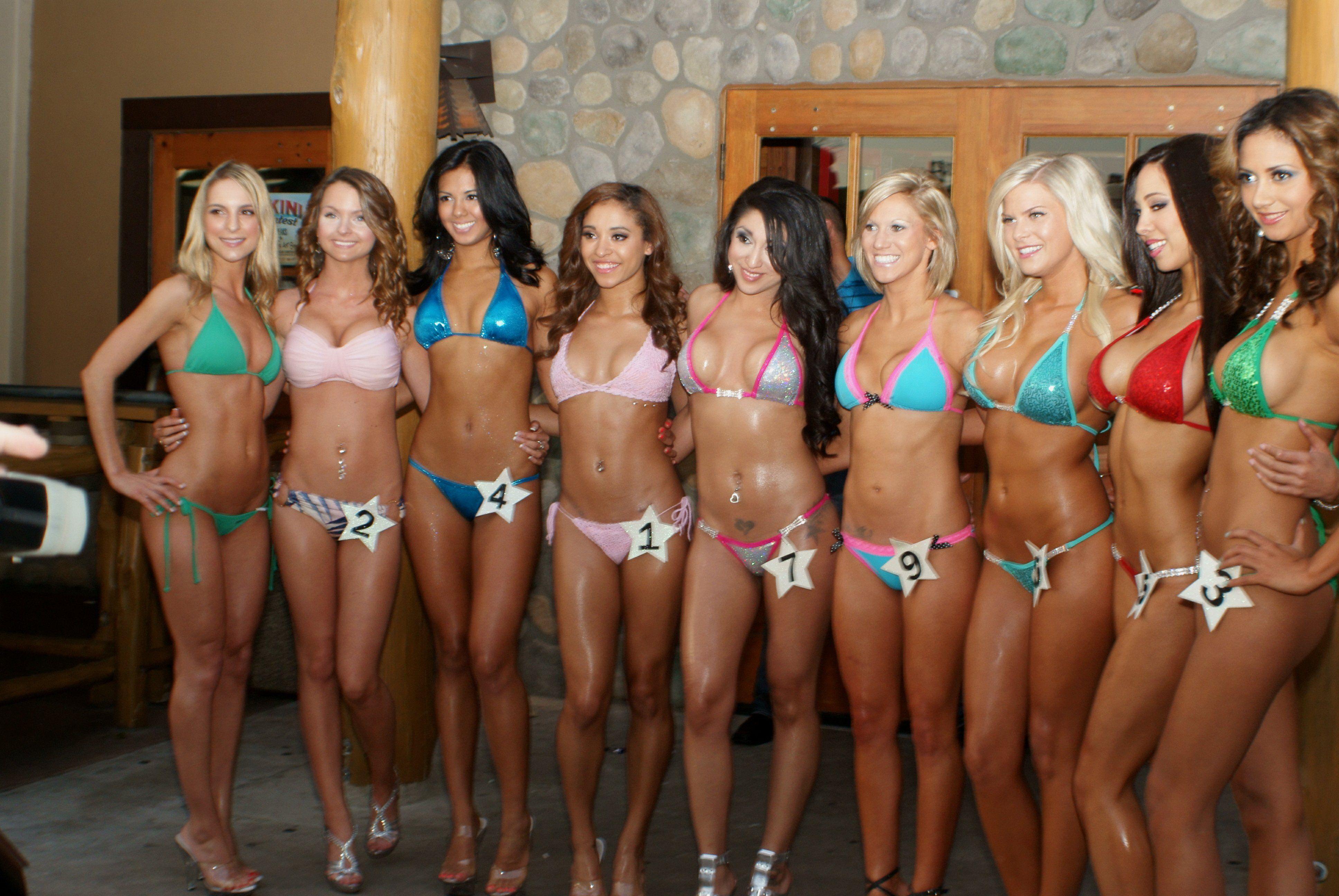Reno recommend best of New bikini contest