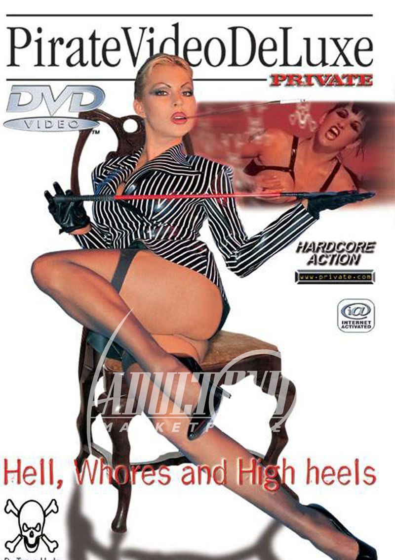 Fetish dvds high heels