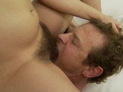 Full hairy