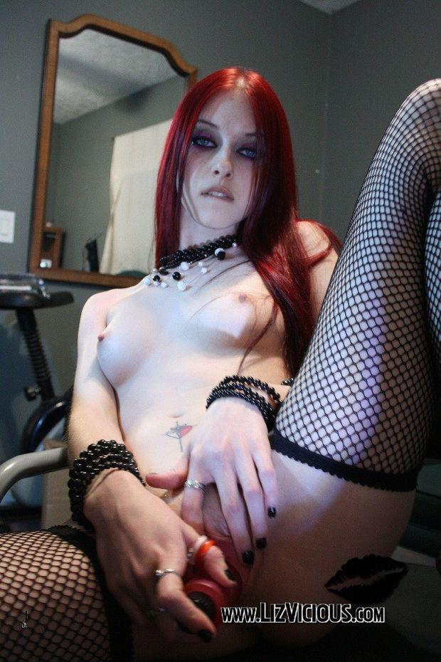Goth hot girl porn