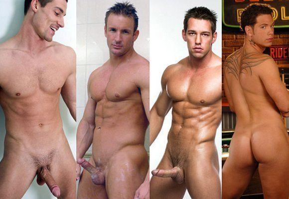 Hot male porn stars straight