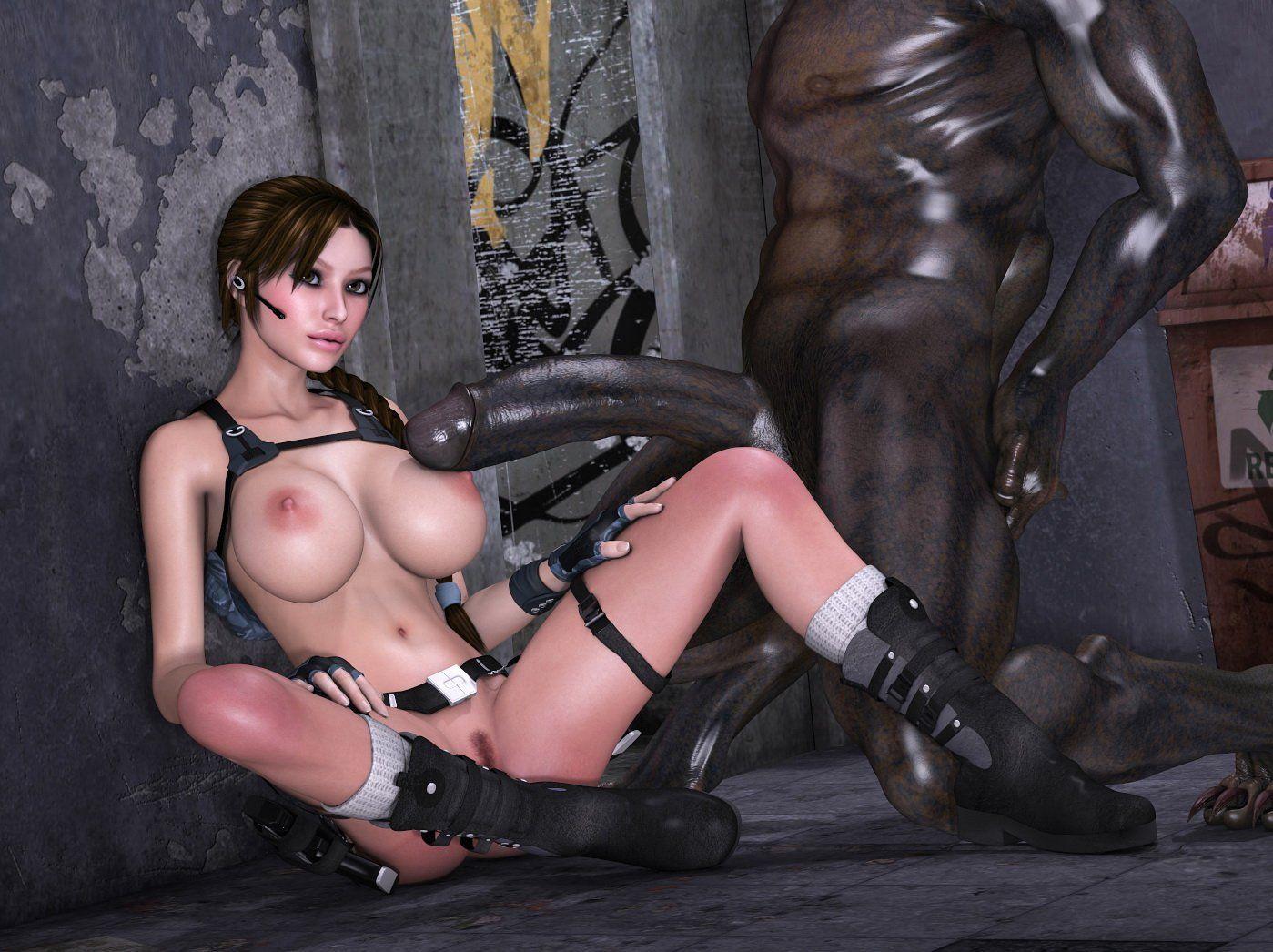 Manhattan reccomend Lara Croft in Tomb Raider have sex