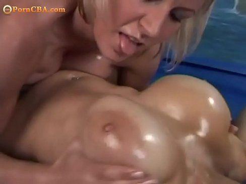 Large lesbian video
