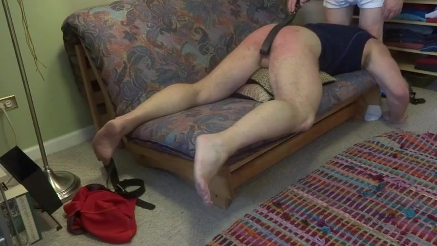 Belly reccomend Mature male male spanking