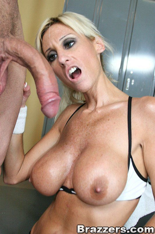 best of Huge a Milf dick taking