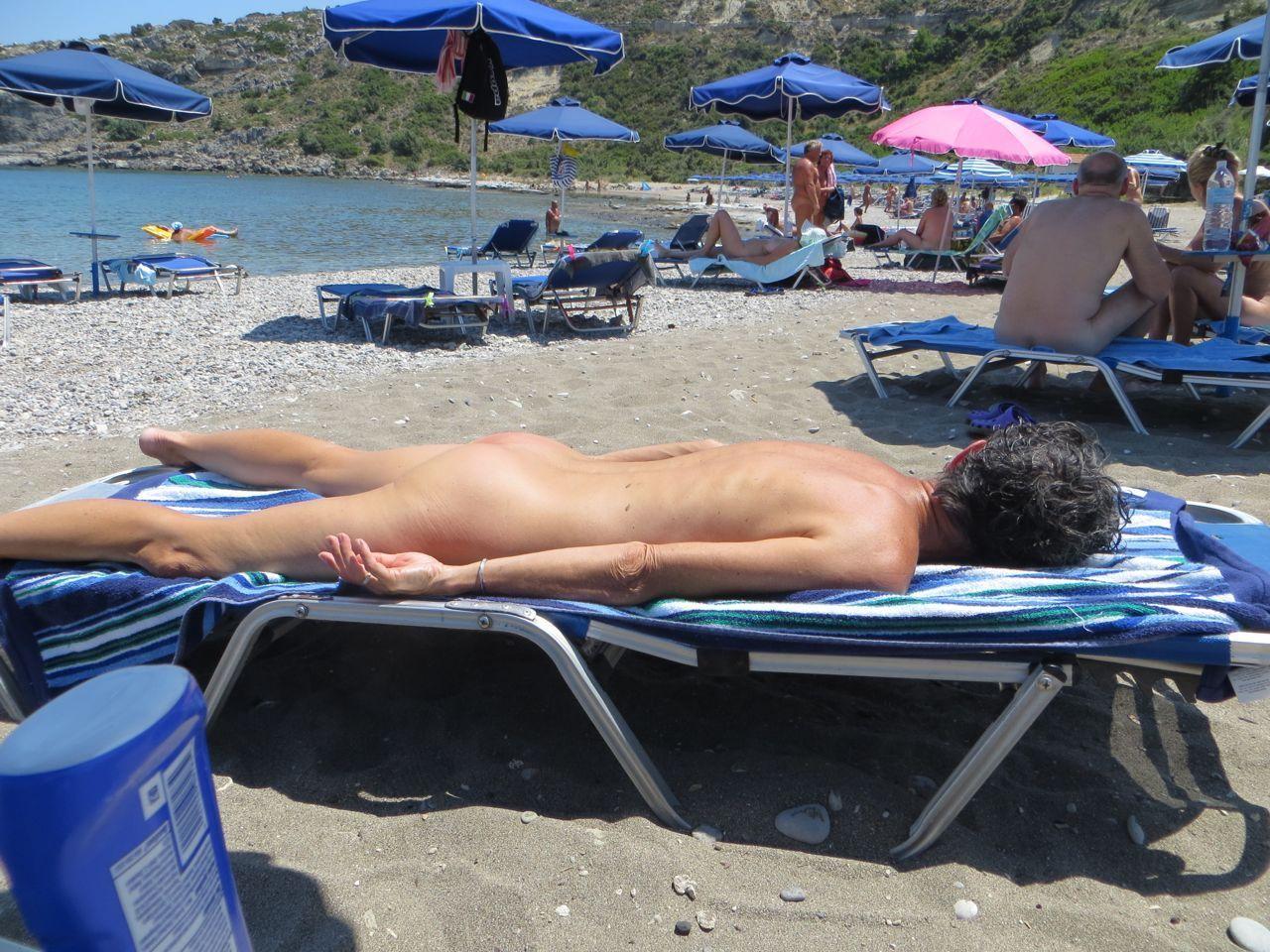 Nude beach nudism flurl