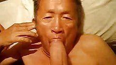 Nude mature asian men