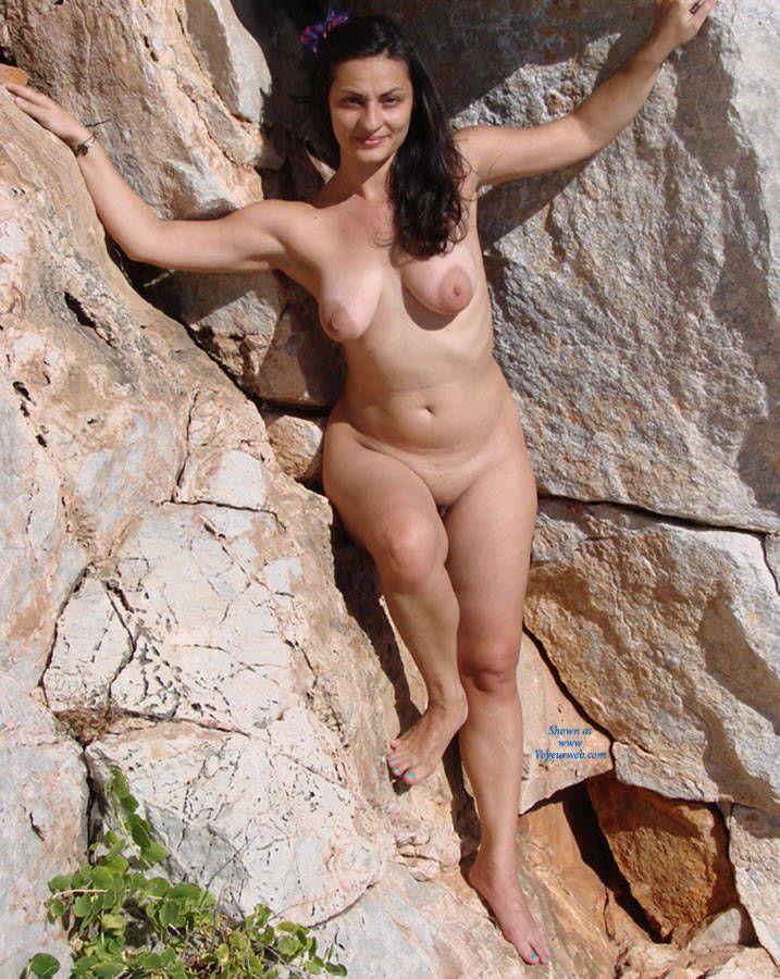 Sega reccomend Nude women rock climbing