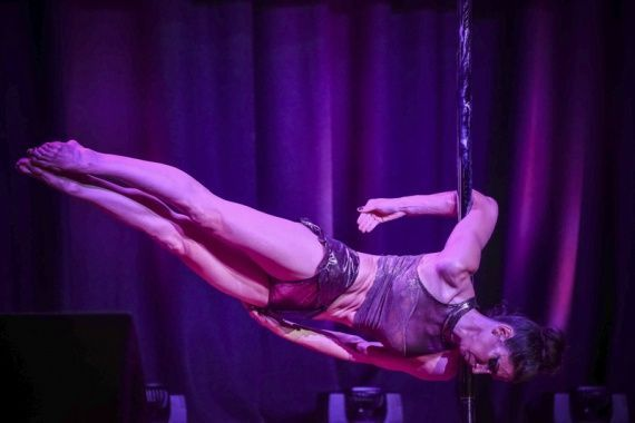 Ladygirl reccomend Pole dancing classes utah