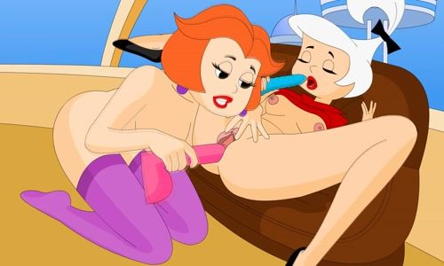 Coo C. reccomend The jetsons squirting sex videos