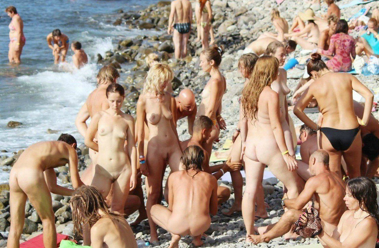 POTUS reccomend ukrainian sun coast nudist beach