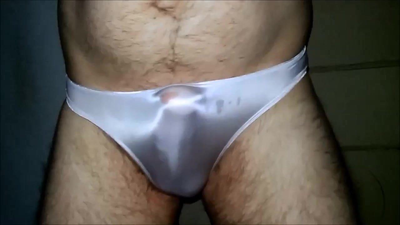 Sex in a public place in Russia | Walking with sperm in panties.