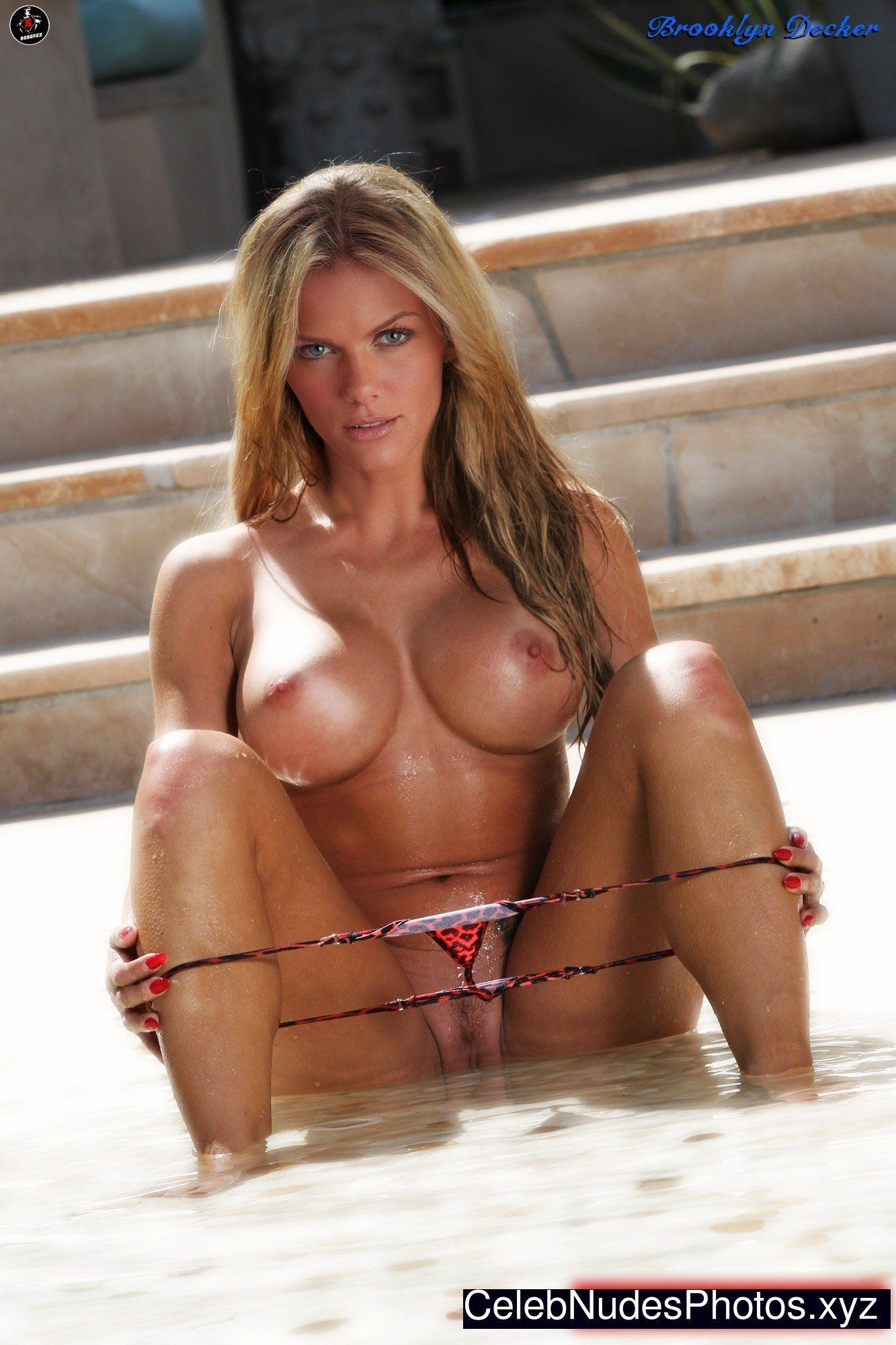 BBQ reccomend Xxx pictures of brooklyn decker