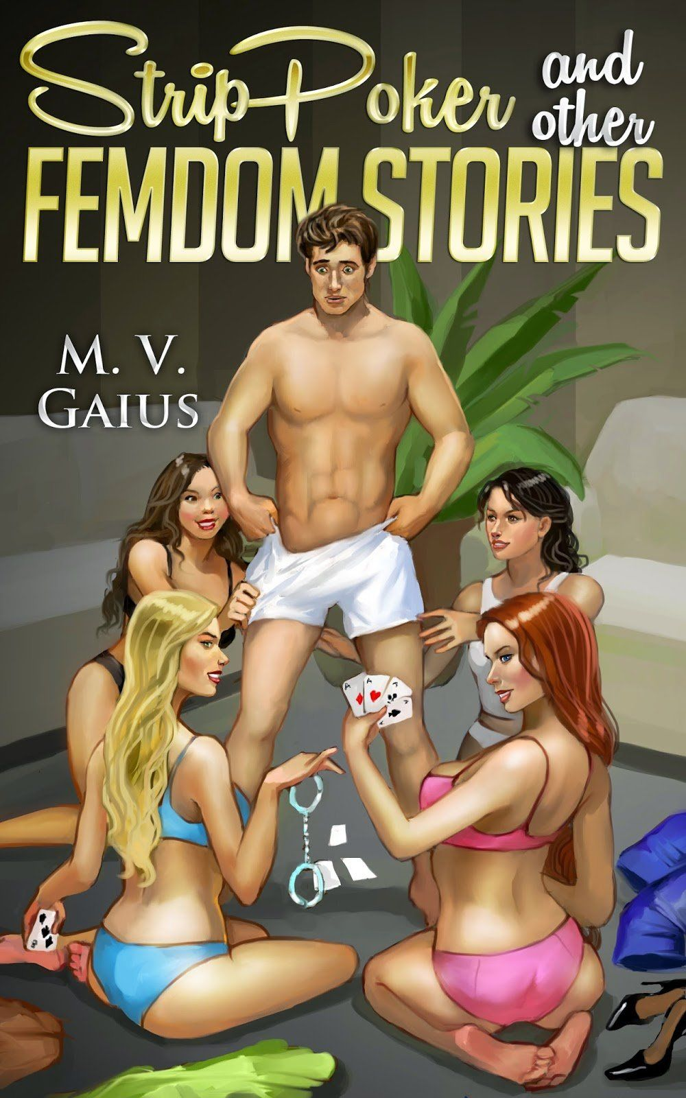 Black P. recomended Young cfnm femdom stories